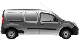 Van vector Stock Photo