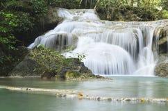 时代van waterfall 库存照片