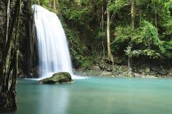 时代van waterfall 图库摄影