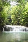 时代van waterfall 库存图片
