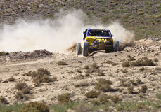 Van Weg Rennen het Met fouten Nevada Royalty-vrije Stock Foto