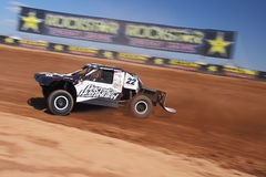 VAN WEG: 23 sep Lucas Oil Off Road Series Stock Afbeeldingen