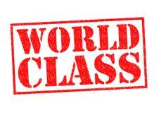 Van wereldklasse stock illustratie