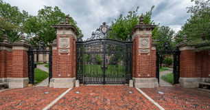 Van Wickle Gates Stock Photography