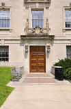 Van Wickle Hall, Lafayette College royalty free stock photos