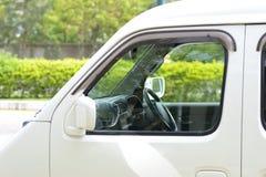 Van Window Royalty Free Stock Photos