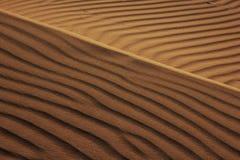 Van woestijnlijnen en texturen behang stock foto