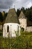 Van Zickakartuzija (zice charterhouse) het Kartuizer klooster sloven Royalty-vrije Stock Foto's