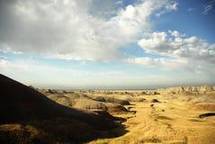 Van Zuid- badlands Dakota royalty-vrije stock afbeelding