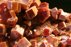 vanadinite Royaltyfri Foto