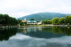 Vanadzor city in Armenia Royalty Free Stock Image