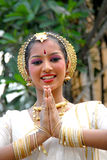 Vanakkam Royalty Free Stock Image
