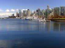 Vancôver, BC, Canadá Foto de Stock Royalty Free