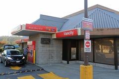 Vancity bank zdjęcia royalty free