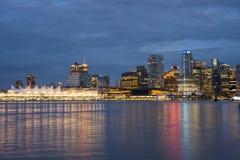 Vancouver Stock Afbeeldingen