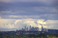 Vancouver, A Foto de archivo libre de regalías