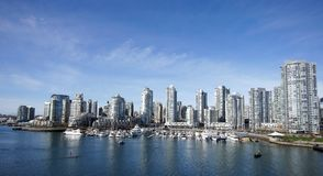 Vancouver Royalty Free Stock Photo