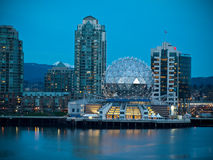 Vancouver 2010 - False Creek Royalty Free Stock Images