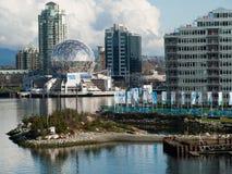 Vancouver 2010 - Olympisch Dorp Stock Afbeeldingen