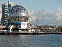 Vancouver 2010 - Russia House Stock Photography