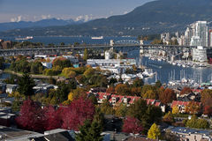 Free Vancouver Royalty Free Stock Photography - 21752187