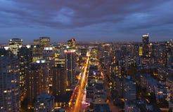 Vancouver Zdjęcia Stock