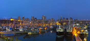 Vancouver Zdjęcia Royalty Free