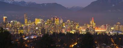 Vancouver Obraz Royalty Free
