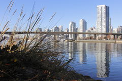 Vancouver. The jewel of the Pacific Northwest,Vancouver, British Columbia, Canada Royalty Free Stock Photography