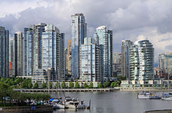 Vancouver Royalty Free Stock Photography