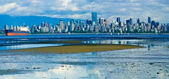 Vancouver Royalty-vrije Stock Afbeeldingen
