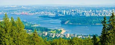 Vancouver Immagini Stock