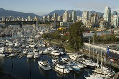 Vancouver Royalty Free Stock Image