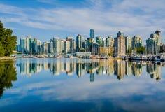 Vancouver Foto de archivo libre de regalías