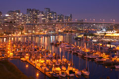 Vancouver. Welcome the City of Vancouver, home of the 2010 Winter Olympics Royalty Free Stock Image