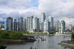 Vancouver Fotografie Stock