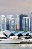 Vancouver Fotografia Stock Libera da Diritti
