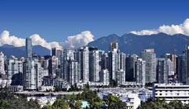 Vancouver Fotografía de archivo libre de regalías