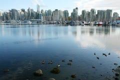 Vancouver Fotografia Stock