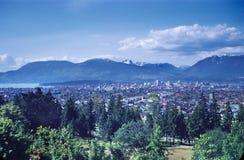 Vancouver BC Fotografia Stock Libera da Diritti