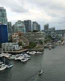 Vancouver, BC Royalty-vrije Stock Fotografie