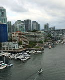 Vancouver, BC Fotografia Royalty Free