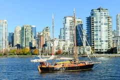 Vancouver, BC, Canada Royalty Free Stock Photography