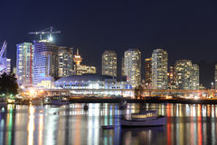 Vancouver, BC, Canada Stock Photography
