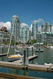 Vancouver BC, Canada Royalty Free Stock Image