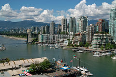 Vancouver BC, Canada Royalty Free Stock Images