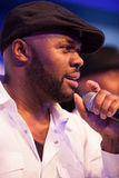 Naturally 7 at the Bell Ice Cube in Vancouver BC Royalty Free Stock Image