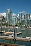 Vancouver BC, il Canada Immagine Stock Libera da Diritti