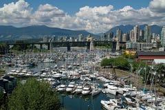 Vancouver BC, il Canada Immagine Stock