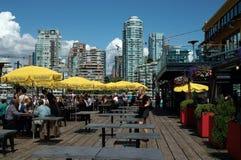 Vancouver BC, il Canada immagini stock